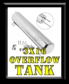 3 x 16 Overflow Tank