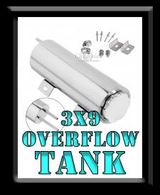 3 x 9 Overflow Tank